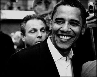 Charismatic Obama